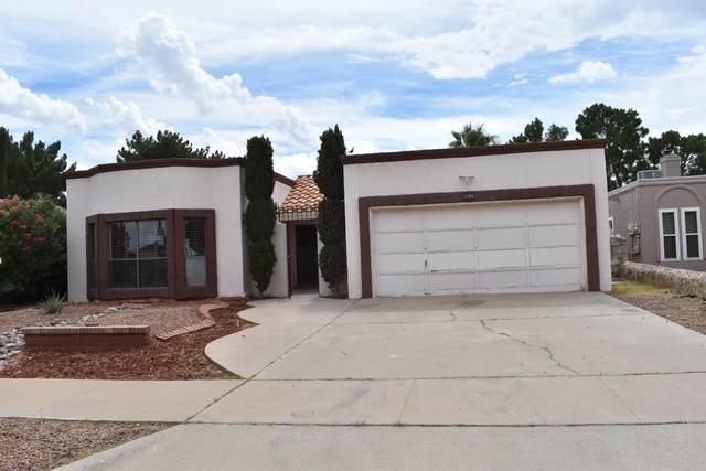 11561 Town Lake Lane, El Paso, TX 79936 (MLS #852682) :: Jackie Stevens Real Estate Group