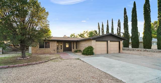 18007 Darrington Road, El Paso, TX 79928 (MLS #852687) :: Mario Ayala Real Estate Group
