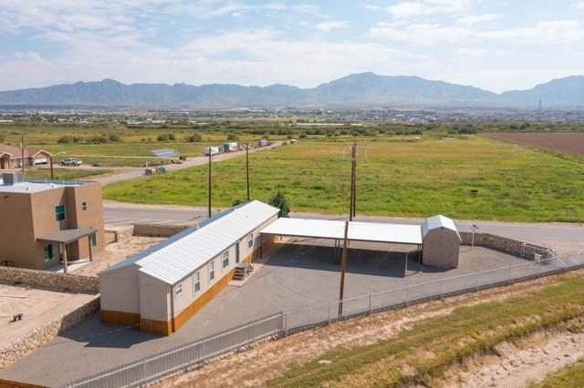 6595 Strahan Road, Canutillo, TX 79835 (MLS #852691) :: Jackie Stevens Real Estate Group