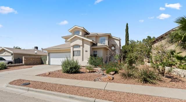 12229 Diana Natalicio Drive, El Paso, TX 79936 (MLS #852701) :: The Purple House Real Estate Group