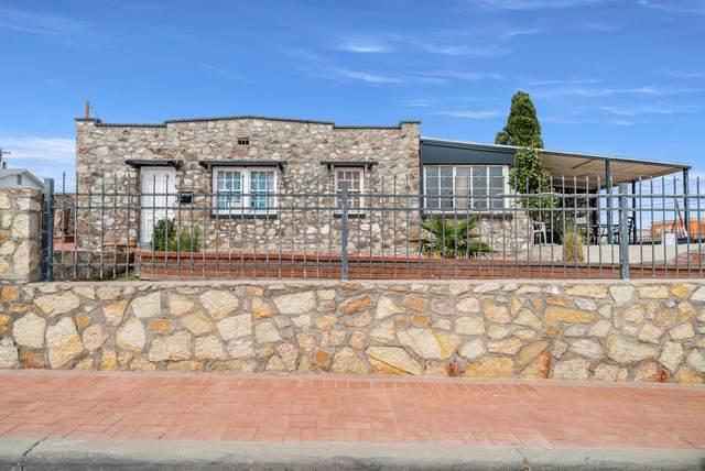 3101 N Piedras Street, El Paso, TX 79930 (MLS #852705) :: Jackie Stevens Real Estate Group