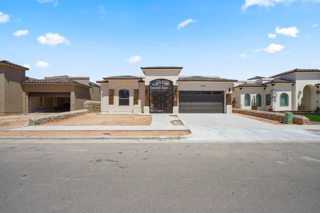14717 Tierra Coruna Avenue, El Paso, TX 79938 (MLS #852709) :: Mario Ayala Real Estate Group