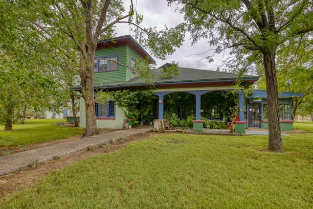 7017 Mcnutt Road, La Union, NM 88021 (MLS #852711) :: Mario Ayala Real Estate Group