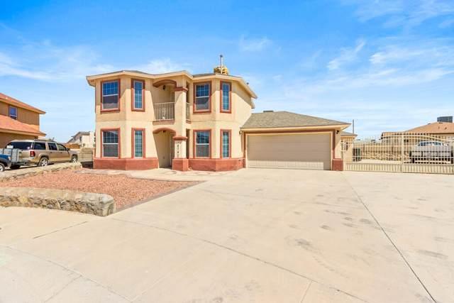 14740 Dust Devil Court, El Paso, TX 79928 (MLS #852712) :: The Purple House Real Estate Group
