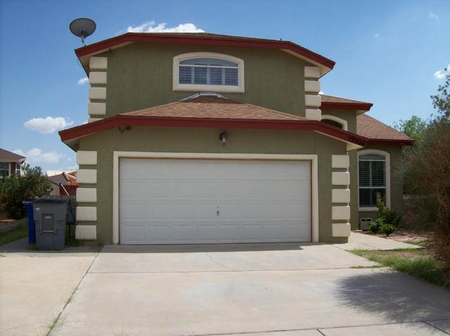 12504 Tierra Cuervo, El Paso, TX 79938 (MLS #852717) :: Mario Ayala Real Estate Group