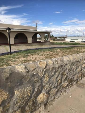 3819 Titanic Avenue, El Paso, TX 79904 (MLS #852720) :: The Purple House Real Estate Group
