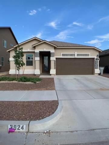 3924 Desert Nomad Drive, El Paso, TX 79938 (MLS #852722) :: Jackie Stevens Real Estate Group