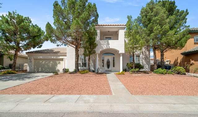 6521 Calle Bonita Lane, El Paso, TX 79912 (MLS #852725) :: The Matt Rice Group