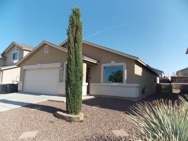 14613 Jesus Almeida Avenue, El Paso, TX 79938 (MLS #852728) :: Mario Ayala Real Estate Group
