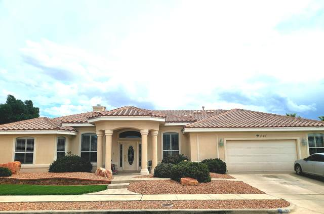 1396 Copper Gate Place, El Paso, TX 79936 (MLS #852743) :: The Purple House Real Estate Group