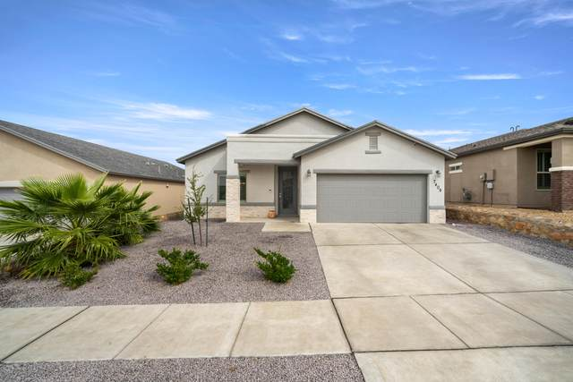 7409 Eagle Vista Drive, El Paso, TX 79911 (MLS #852748) :: The Purple House Real Estate Group