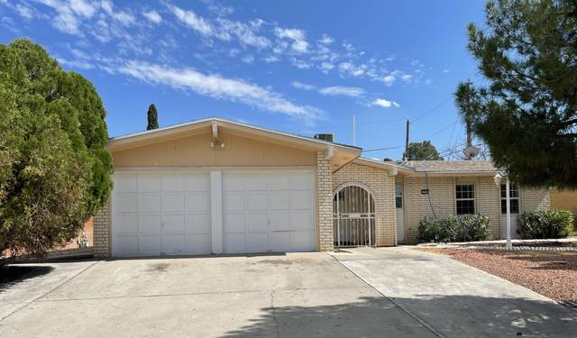 2208 Solano Drive, El Paso, TX 79935 (MLS #852754) :: The Purple House Real Estate Group