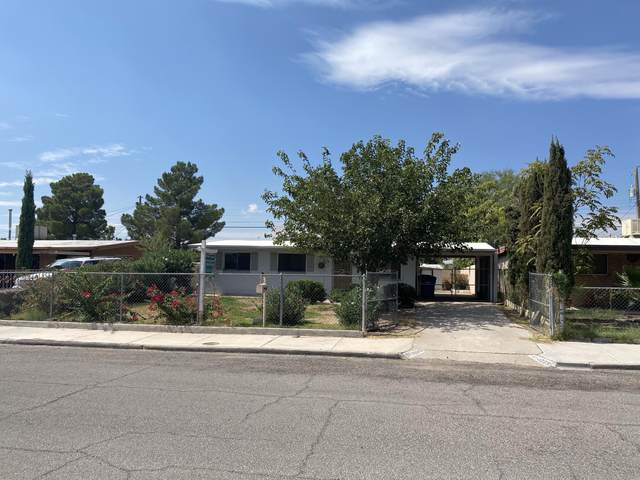 1009 Francine Street, El Paso, TX 79907 (MLS #852759) :: The Purple House Real Estate Group