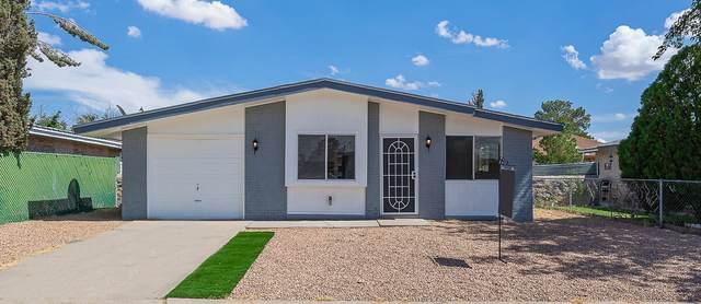 152 Villa Nueva Place, El Paso, TX 79907 (MLS #852771) :: Jackie Stevens Real Estate Group