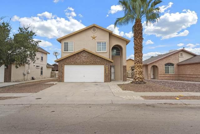 12233 Tierra Azteca Drive, El Paso, TX 79938 (MLS #852773) :: Mario Ayala Real Estate Group