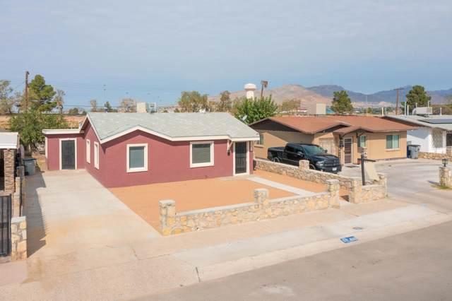 633 Francis Street, El Paso, TX 79905 (MLS #852775) :: Jackie Stevens Real Estate Group