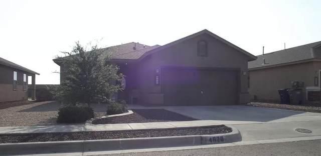4620 Sean Sims Street, El Paso, TX 79938 (MLS #852776) :: Jackie Stevens Real Estate Group