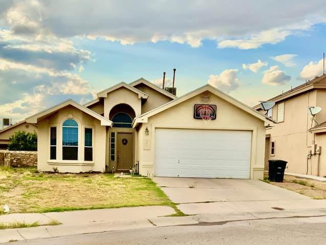 741 Desert Star Drive, Horizon City, TX 79928 (MLS #852777) :: Jackie Stevens Real Estate Group