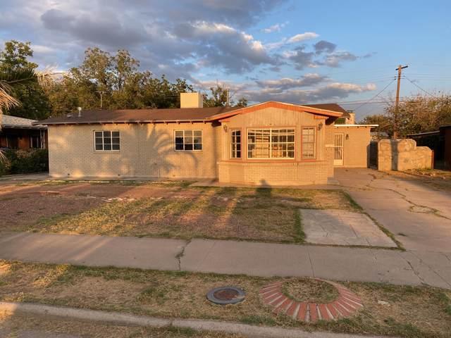 7725 Barton Street, El Paso, TX 79915 (MLS #852778) :: Red Yucca Group