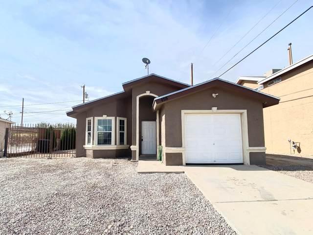 458 Sunrise Hills Drive, El Paso, TX 79928 (MLS #852781) :: Mario Ayala Real Estate Group