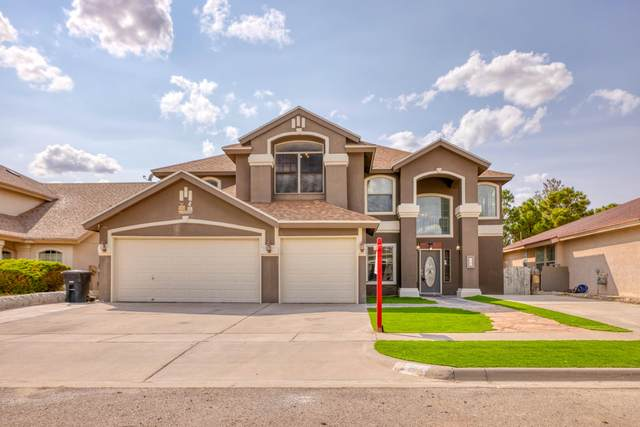 225 Lago Seco Drive, Horizon City, TX 79928 (MLS #852790) :: The Matt Rice Group