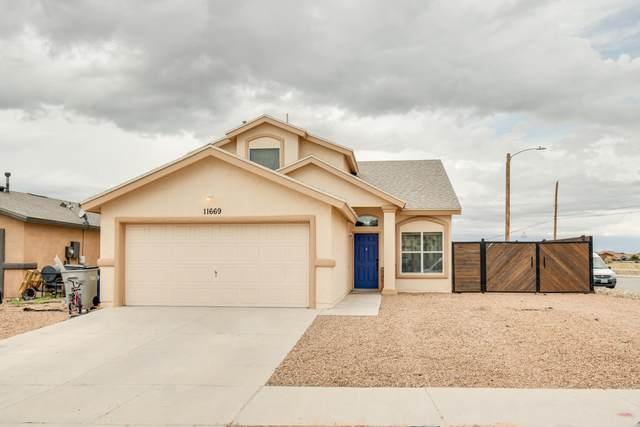 11669 Ochre Bluff Lane, El Paso, TX 79934 (MLS #852794) :: The Purple House Real Estate Group