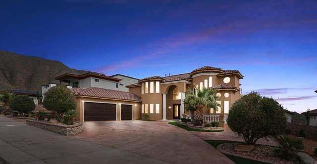 244 Everest Drive, El Paso, TX 79912 (MLS #852796) :: Jackie Stevens Real Estate Group