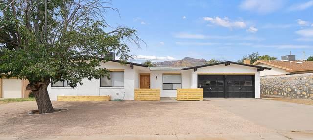 10021 Goliad Drive, El Paso, TX 79924 (MLS #852811) :: Preferred Closing Specialists