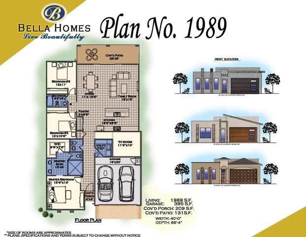 12348 Desert Fox Avenue, El Paso, TX 79938 (MLS #852813) :: Jackie Stevens Real Estate Group