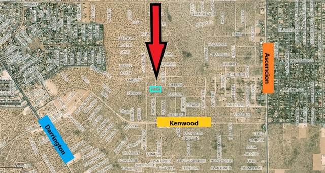 0 Depew Avenue, El Paso, TX 79928 (MLS #852820) :: Jackie Stevens Real Estate Group