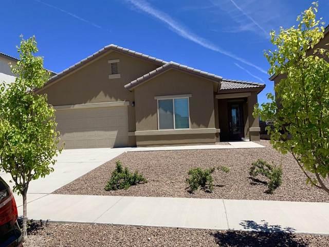 784 Woodmanstone Road, El Paso, TX 79928 (MLS #852823) :: Jackie Stevens Real Estate Group