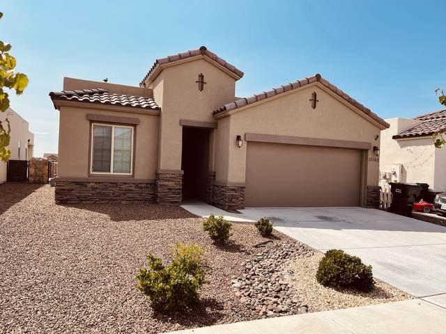 13140 Celtic, El Paso, TX 79928 (MLS #852825) :: Jackie Stevens Real Estate Group