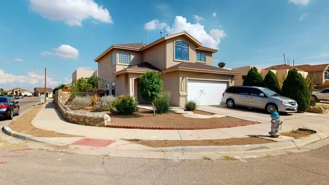10826 Aaron Street, El Paso, TX 79924 (MLS #852831) :: Preferred Closing Specialists
