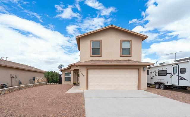 14189 Strata Rock Drive, El Paso, TX 79938 (MLS #852839) :: The Purple House Real Estate Group
