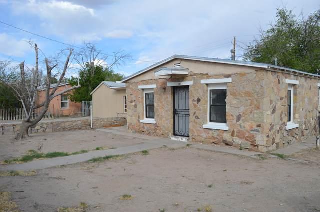 182 Vinson Way, El Paso, TX 79915 (MLS #852842) :: Red Yucca Group