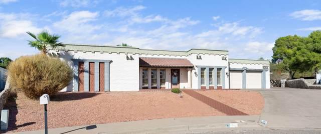 1541 Randy Wolff Place, El Paso, TX 79935 (MLS #852849) :: Jackie Stevens Real Estate Group