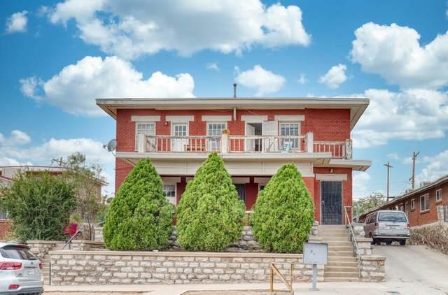 1125 Los Angeles Drive, El Paso, TX 79902 (MLS #852854) :: Jackie Stevens Real Estate Group