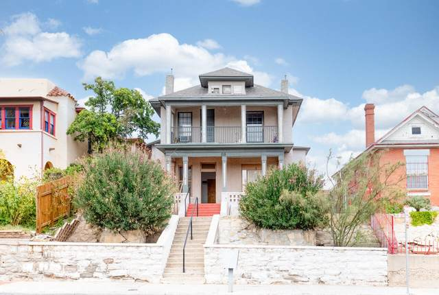 515 Prospect Street, El Paso, TX 79902 (MLS #852861) :: Jackie Stevens Real Estate Group