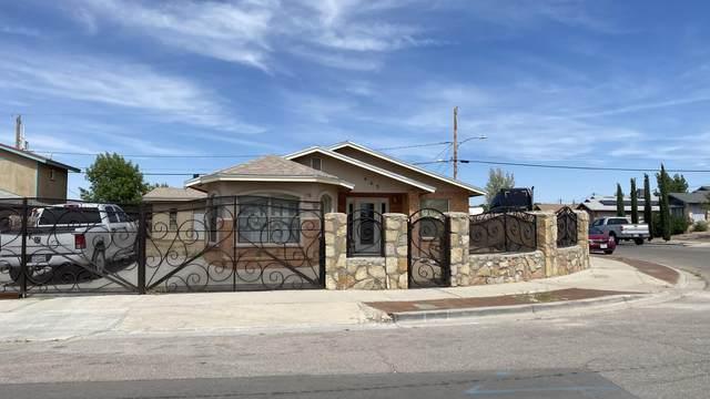 663 De Bartolo, Horizon City, TX 79928 (MLS #852871) :: Jackie Stevens Real Estate Group