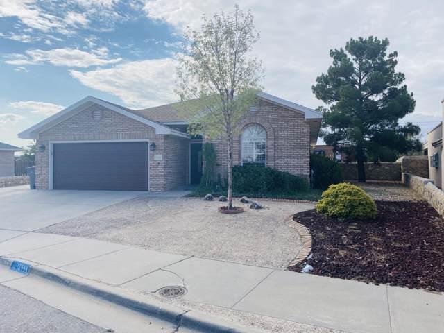 12444 Sun Willow Avenue, El Paso, TX 79938 (MLS #852880) :: Jackie Stevens Real Estate Group