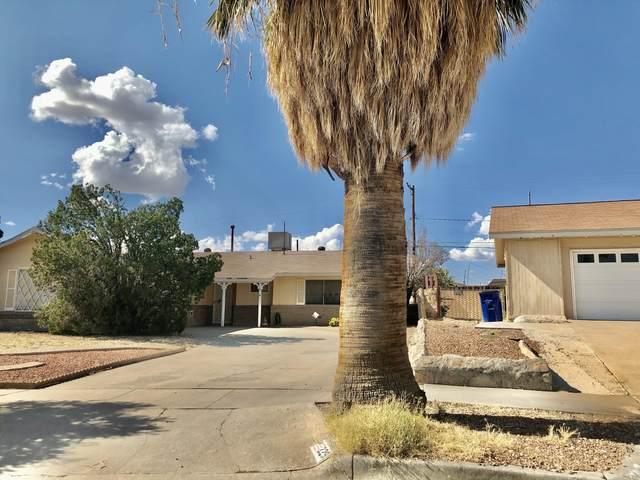 229 Vista Rio Circle, El Paso, TX 79912 (MLS #852887) :: Jackie Stevens Real Estate Group