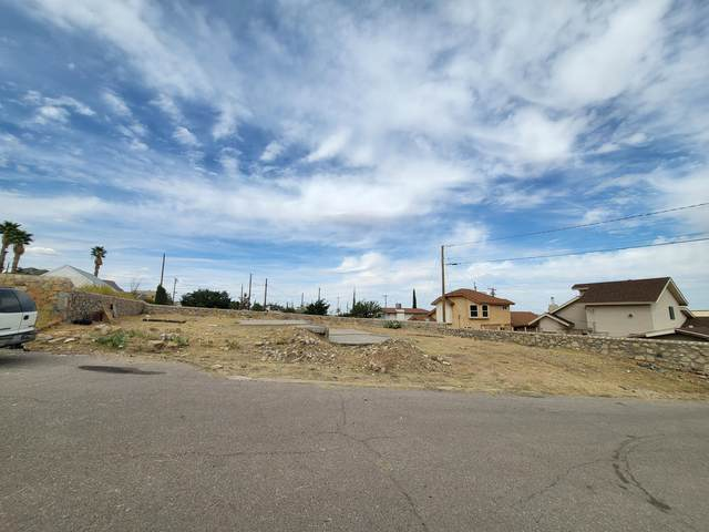 8919 Eclipse Street, El Paso, TX 79904 (MLS #852888) :: The Purple House Real Estate Group