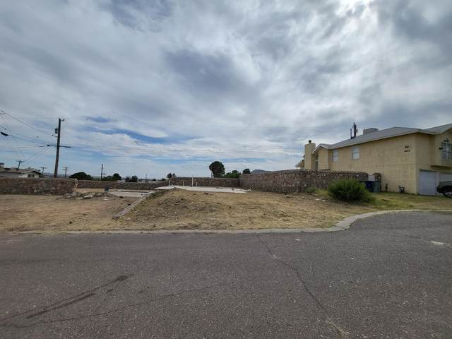8913 Eclipse Street, El Paso, TX 79904 (MLS #852889) :: The Purple House Real Estate Group