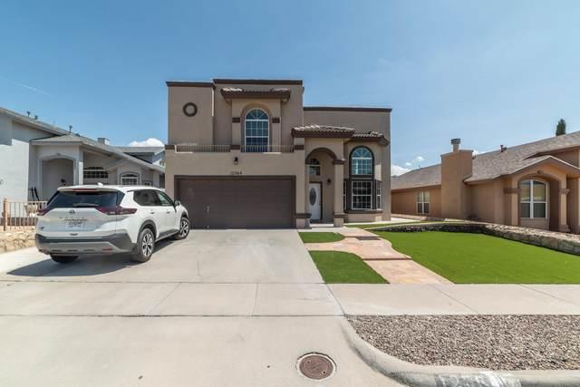 12564 Paseo Alegre Drive, El Paso, TX 79928 (MLS #852890) :: Jackie Stevens Real Estate Group