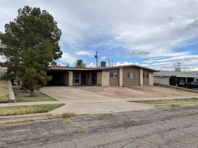 6413 Regal Lane, El Paso, TX 79904 (MLS #852898) :: The Purple House Real Estate Group