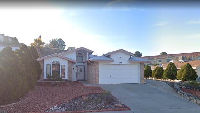 744 Bluff Canyon Circle, El Paso, TX 79912 (MLS #852904) :: Jackie Stevens Real Estate Group