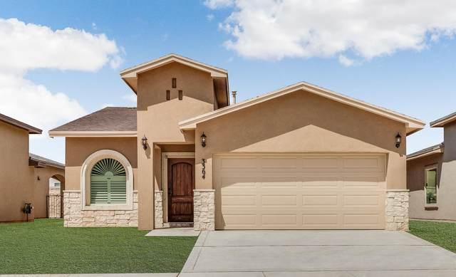 13861 Paseo Central Avenue, El Paso, TX 79928 (MLS #852909) :: Jackie Stevens Real Estate Group