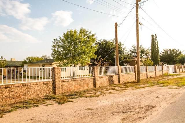 842 Worsham Rd Road, Socorro, TX 79927 (MLS #852920) :: The Matt Rice Group