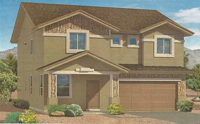 4721 Christian Azcarate Street, El Paso, TX 79938 (MLS #852925) :: Jackie Stevens Real Estate Group
