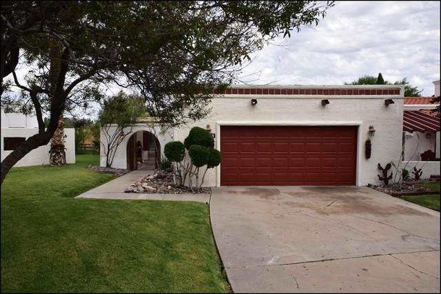 254 Casas Bellas, Santa Teresa, NM 88008 (MLS #852947) :: Mario Ayala Real Estate Group